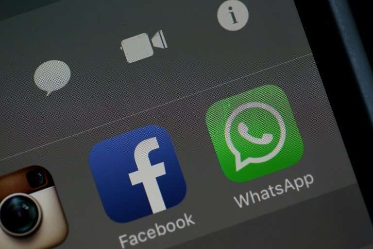 Social messaging app WhatsApp has more than 1.5 billion users who exchange some 65 billion messages per day