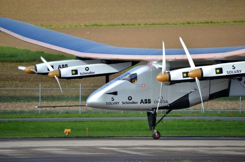 Solar Impulse 'Efficient Solution' label for profitable start-ups to boost clean energy investment