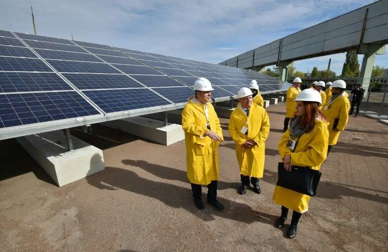 Solar will give a new lease on life to the contaminated site, as well as diversify Ukraine's power sources