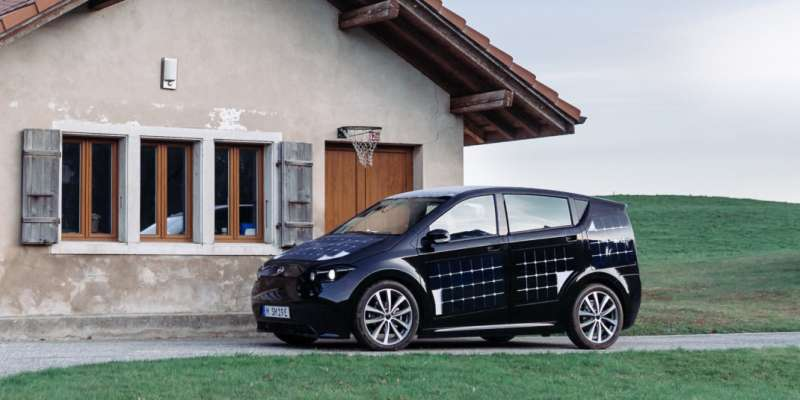 Sono Motors to put its electric car in production mode 2019