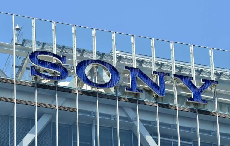 Sony reported a net profit of 226.4 billion yen for the April-June quarter, up from 80.9 billion yen from a year earlier
