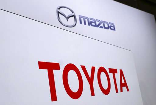 Source: Alabama picked for new Toyota-Mazda factory in works