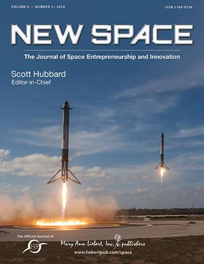 Space-related start-up technology companies create synergistic innovation