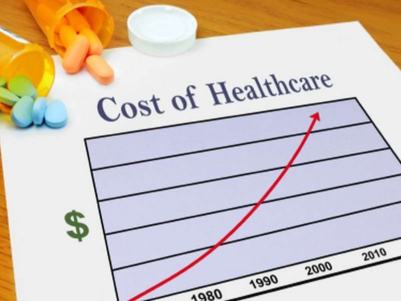 Spending more on health care? here's why