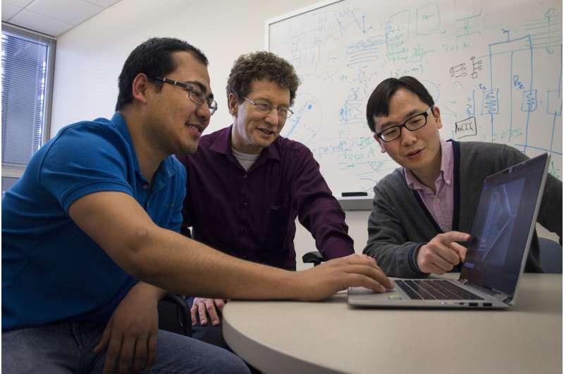 Spinning high-strength polymer nanofibers