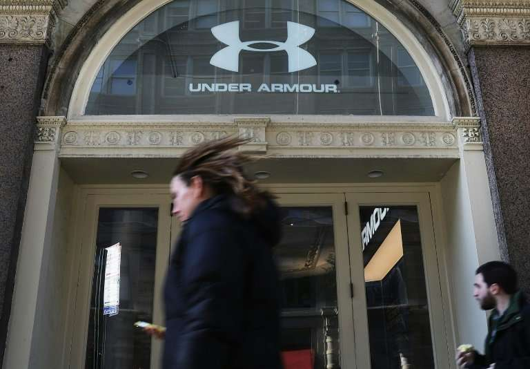 Sports gear maker Under Armour says its fitness application was hacked, affecting some 150 million users