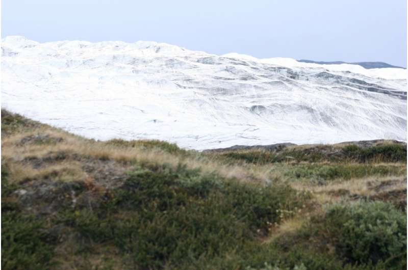 Spring is springing earlier in polar regions than across the rest of earth
