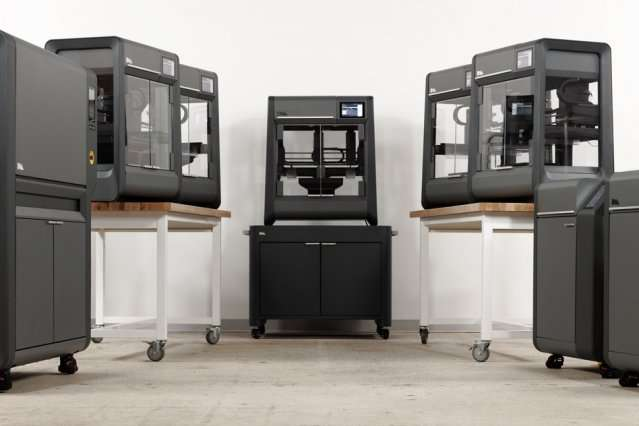 Startup uses 3-D printing to reinvent the production of metal parts