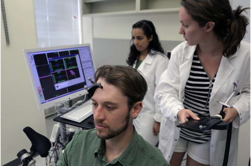 Stimulation excites the brain to form better memories