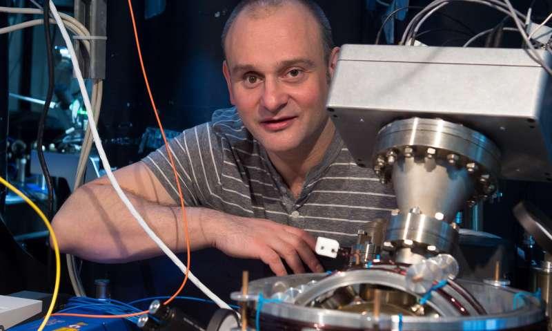 Sussex breakthrough prepares quantum computers to leave the lab