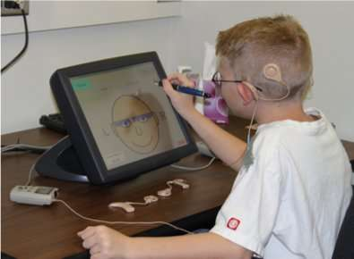 Synchronizing cochlear signals stimulates brain to 'hear' in stereo