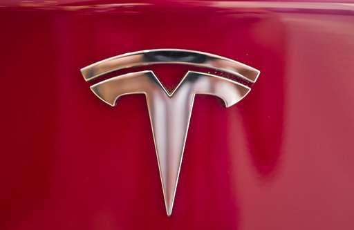 Tesla stock drops back near pre-Musk tweet level