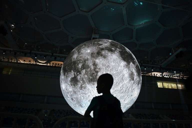 The blast-off marked the start of a long journey to the far side of the moon for the Chang'e-4 mission, expected to land around