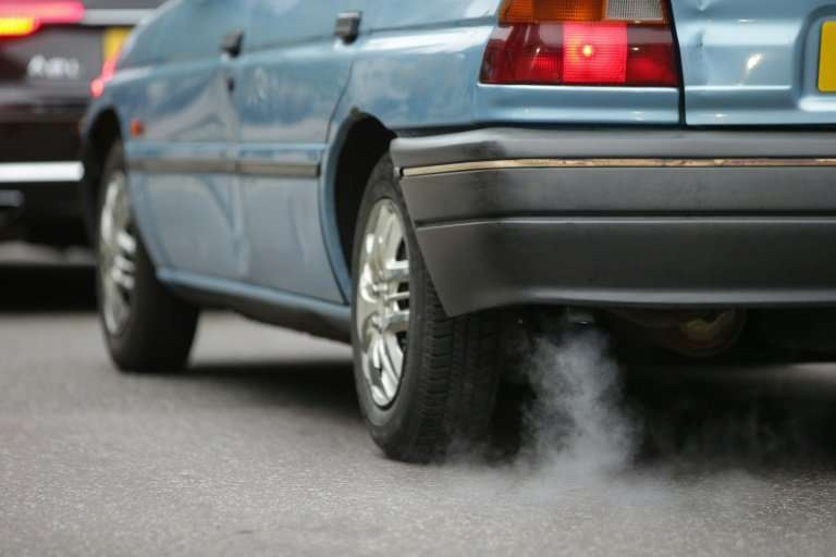 The EU estimates that air pollution costs the bloc 20 billion euros a year in health costs