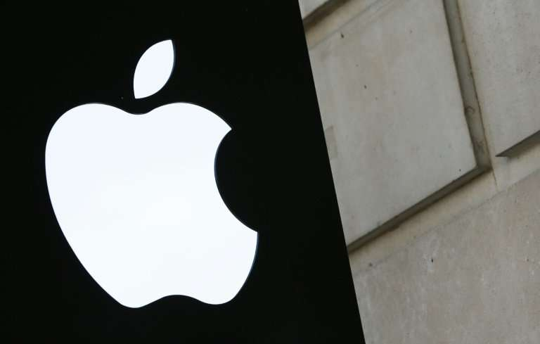 The EU says Apple's effective tax rate in Europe was 0.005 percent in 2014