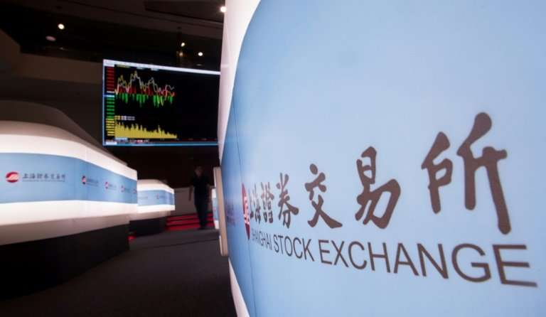 The Foxconn Industrial Internet IPO would be one of the biggest on the Shanghai Stock Exchange since the market collapse in 2015