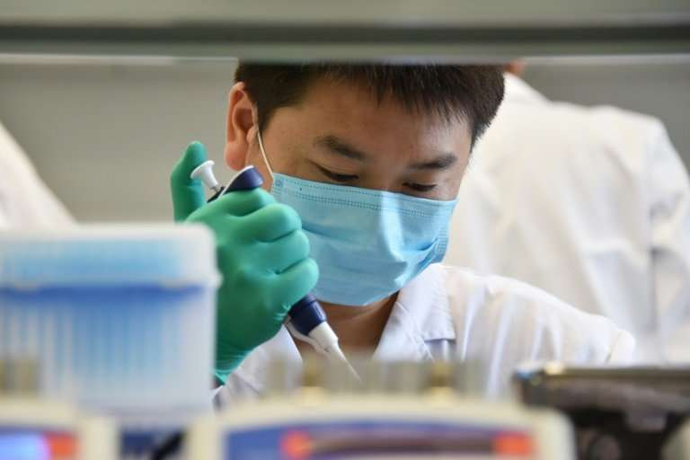 The growing popularity of DNA tests in China has meant they now cost as little as 199 yuan ($29)