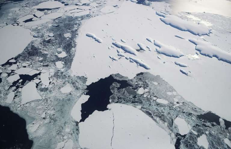 The ice contained in Greenland and Antarctica contain enough frozen water to lift global sea levels several metres