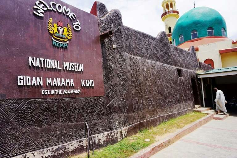 The Kano museum has set up a monitoring team to patrol the remaining walls to stop encroachment