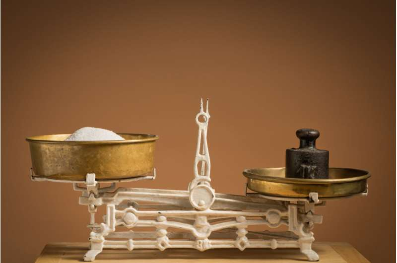 The kilogram is being redefined – a physicist explains
