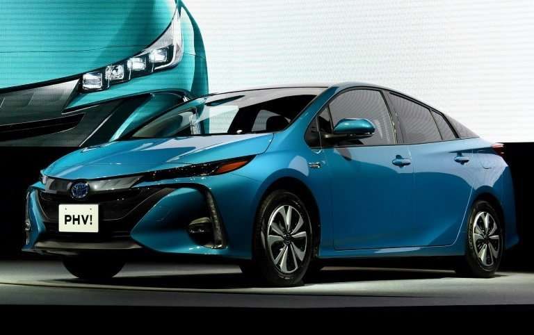 The latest recall affects several models of Toyota's Prius and its Auris hybrid vehicles produced between October 2008 and Novem