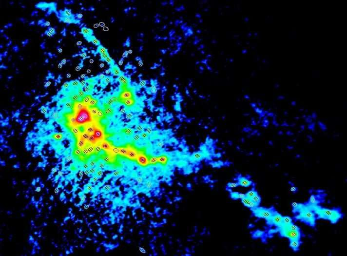 The laws of star formation challenged