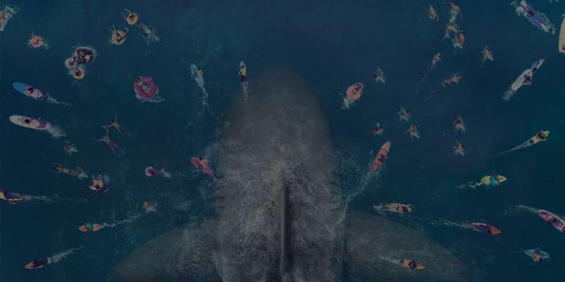 The Meg is a horror story, but our treatment of sharks is scarier