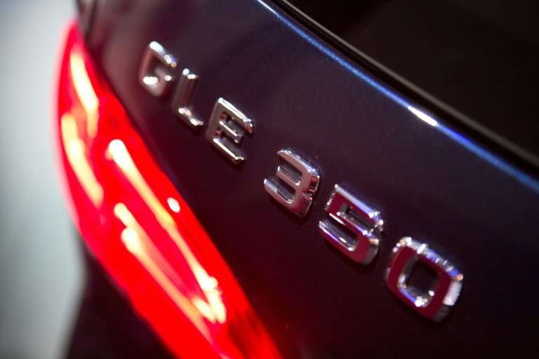 The Mercedes-Benz plant in the US state of Alabama ran out of cockpit cross members, halting production of SUVs such as the GLE
