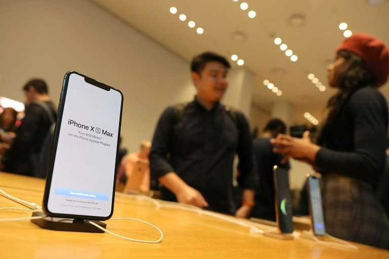 The new iPhone XS and XS Max costs upwards of $1,000/euros