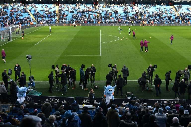 The Premier League acquired a new television broadcaster when on-line giant Amazon bought the rights to show two rounds of match