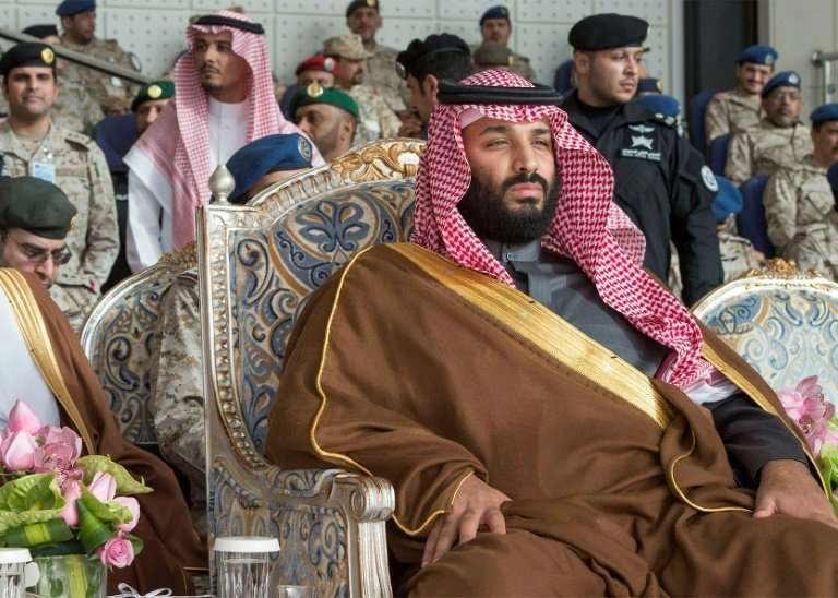 The Saudi approval of an atomic energy programme comes days before Crown Prince Mohammed bin Salman visits Washington