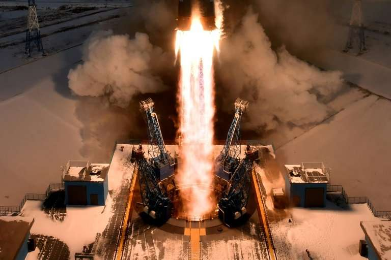 The second liftoff from Russia's new Vostochny cosmodrome ended in failure last November when officials lost contact with a weat
