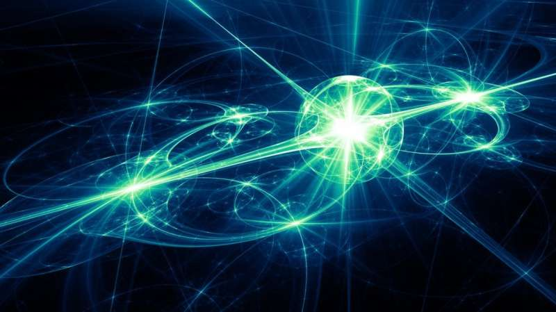 The Standard Model of particle physics—the absolutely amazing theory of almost everything