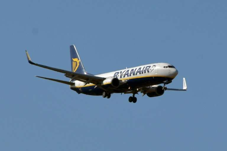 The strike, which is expected to last 24 hours, would involve some 400 Ryanair pilots and co-pilots in Germany