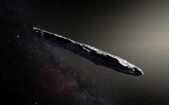 The Three Surprises of 'Oumuamua