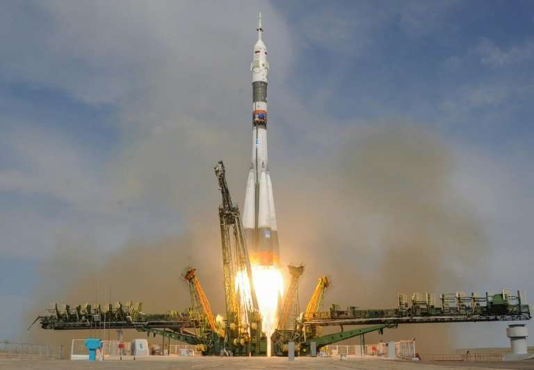 The world's space agencies buy seats aboard Russia's Soyuz spaceships, which launch from Baikonur, Kazakhstan