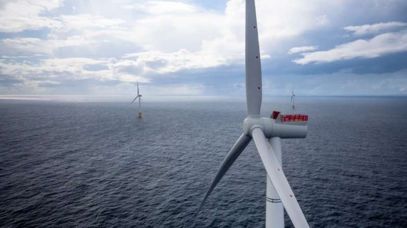 Three months show Hywind Scotland floating wind farm exceeding expectations