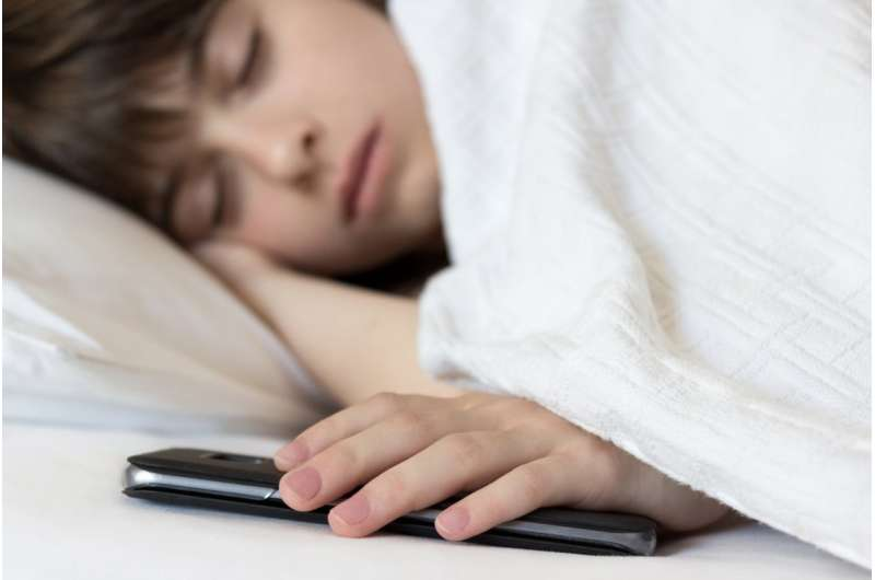 Time for bed: Bad sleep habits start early in school-age children