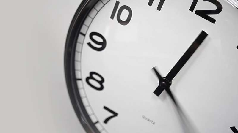 Timing is everything, to our genes