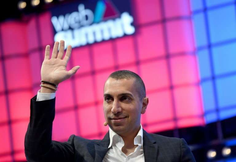 """Tinder founder Sean Rad told the Web Summit in Lisbon that AI will """"create better user experiences"""""""