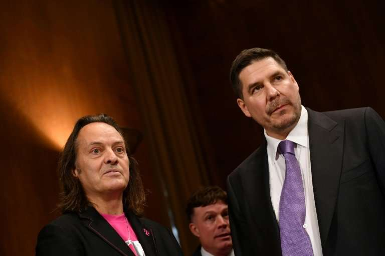 T-Mobile and Sprint are respectively the third- and fourth-largest wireless carriers in the United States