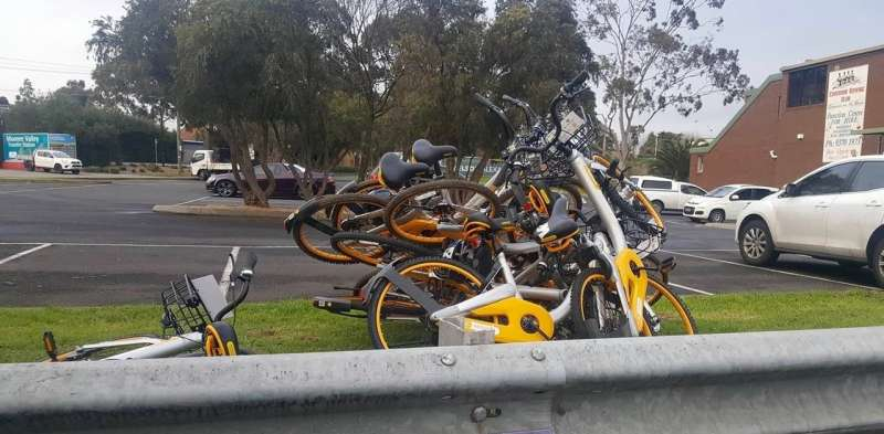To end share-bike dumping, focus on how to change people's behaviour