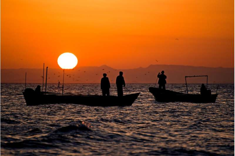 Too many fishers in the sea: The economic ceiling of artisanal fisheries