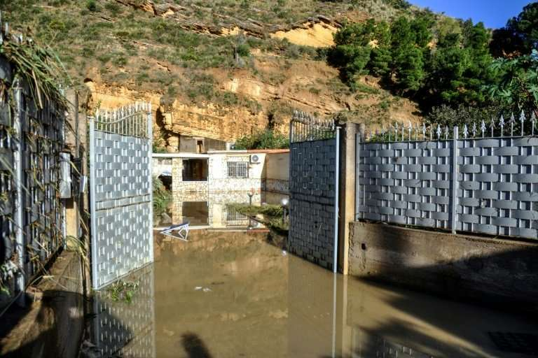Torrential rains caused rivers across Sicily to burst their banks, leading to deadly flooding on the island