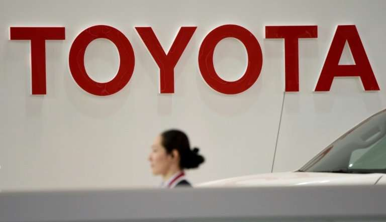 Toyota is trailing its main rivals Nissan and Renault in 100-percent electric cars