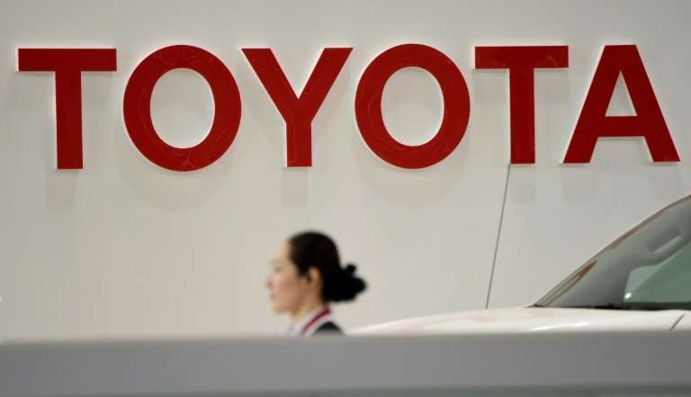Toyota officials said the profits were the result of several factors, including a weaker yen, US tax cuts and company cost-cutti