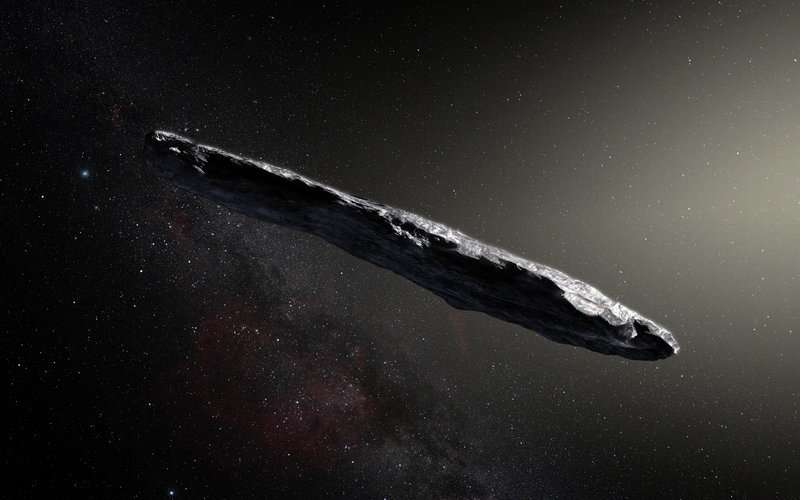 Tracking the interstellar object 'Oumuamua to its home