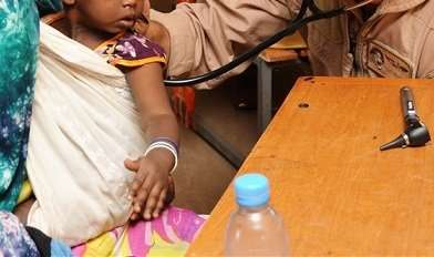 Trials in Africa support conditional day 3 follow-up for children with fever