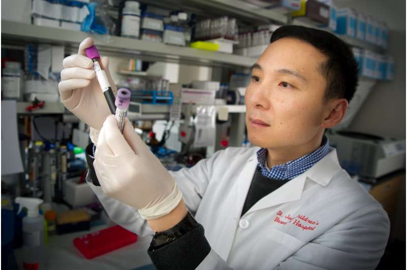 Tumor suppressor gene variants identified as cancer 'double whammy' for leukemia patients