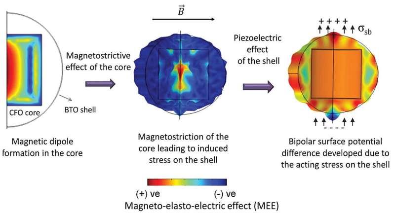 Tuning terahertz beams with nanoparticles